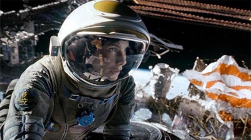 Box-office nord-américain : Gravity toujours premier