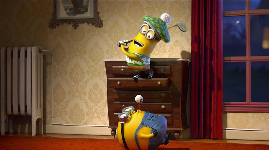 Synopsis officiel du film Minions révélé