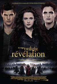 La saga Twilight: Révélation - Partie 2