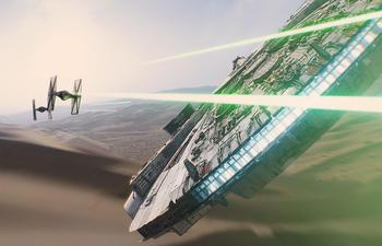 Première bande-annonce de Star Wars: Le réveil de la force