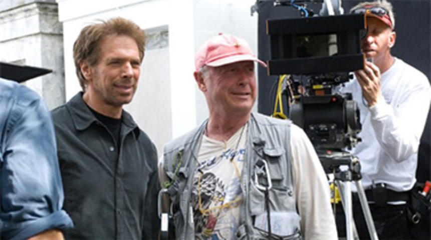 Walt Disney Pictures et Jerry Bruckheimer terminent leur association