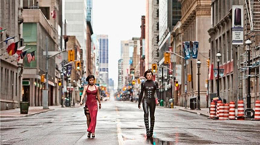 Box-office québécois : Resident Evil : Le châtiment devant L'affaire Dumont