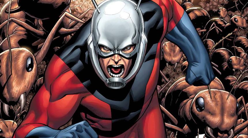 Marvel annonce la mise en chantier de Ant-Man