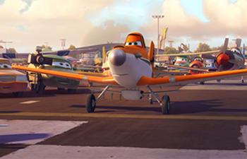 Sorties DVD : Planes