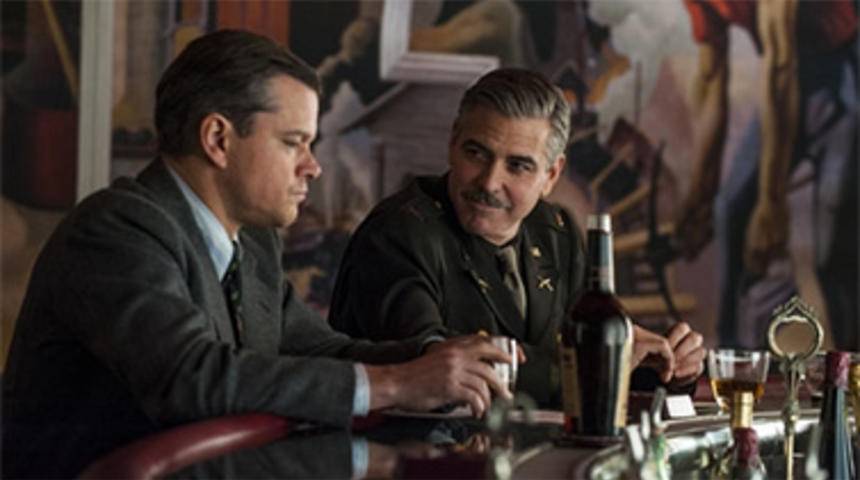 La sortie de The Monuments Men retardée