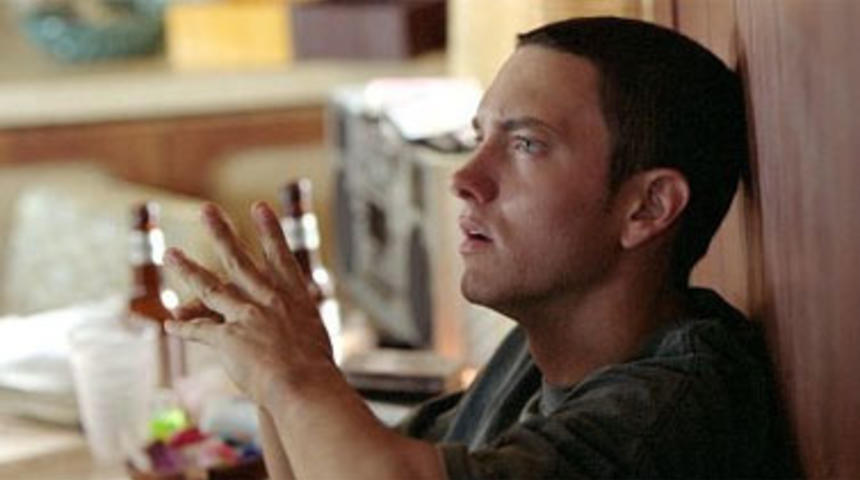 Eminem sera un boxeur