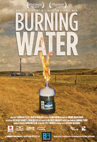 L'eau brûle
