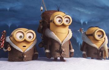 Les Minions est le film le plus populaire de 2015 en terme d'assistance