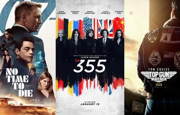 Top des films d'action à surveiller en 2021