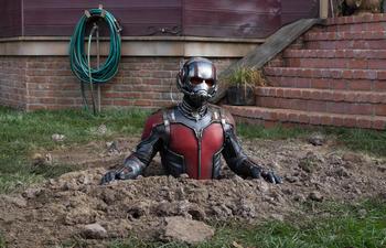 Nouveautés : Ant-Man