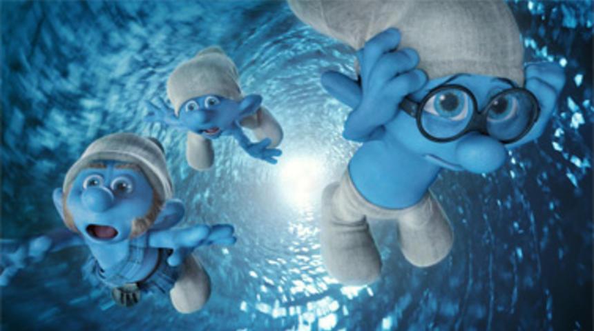 Nouveautés : The Smurfs