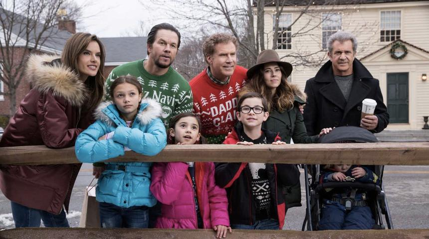 Sorties Blu-Ray et DVD : Daddy's Home 2
