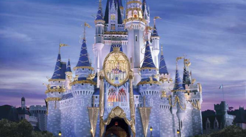 Disney prépare un film sur son parc d'attractions Magic Kingdom