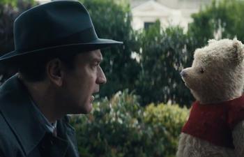 Bande-annonce en français : Winnie L'ourson débarque dans notre monde