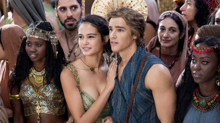 Box-office nord-américain : Gods of Egypt ne peut déloger Deadpool