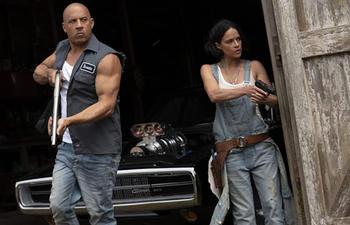 Box-office québécois : Rapides et dangereux 9 récolte plus d'un million $