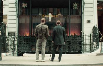 Une nouvelle bande-annonce déjantée pour Kingsman: Première mission