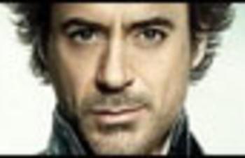 Deux affiches des personnages de Sherlock Holmes