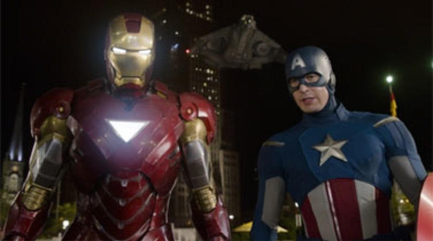 Box-office nord-américain : The Avengers amasse 103 millions $ de plus
