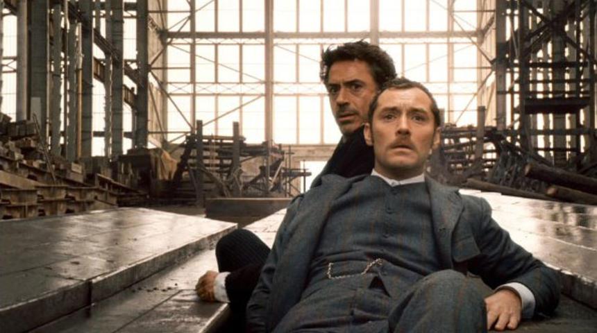 Nouveautés : Sherlock Holmes et C'est compliqué