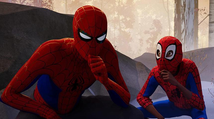 La production pour Spider-Man: Into the Spider-Verse 2 est lancée