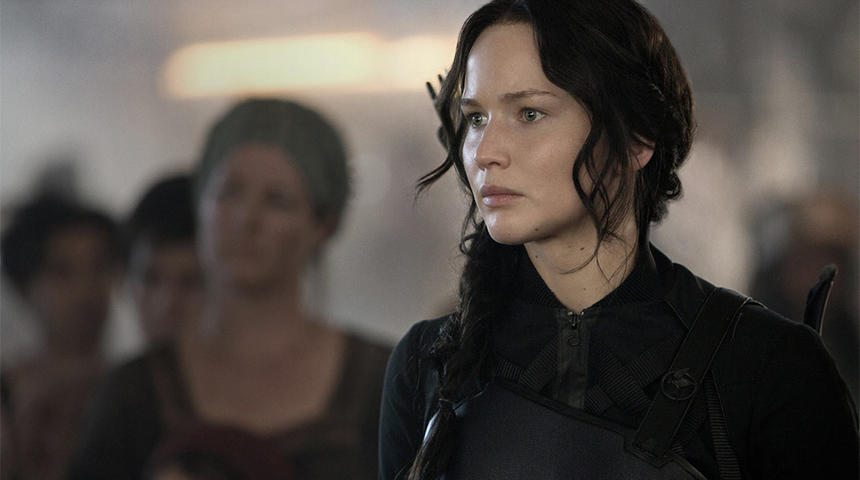Box-office nord-américain : 123 millions $ pour The Hunger Games - Mockingjay Part 1
