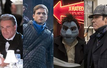 Razzies 2019 : Holmes and Watson et Robin Hood parmi les pires films de l'année