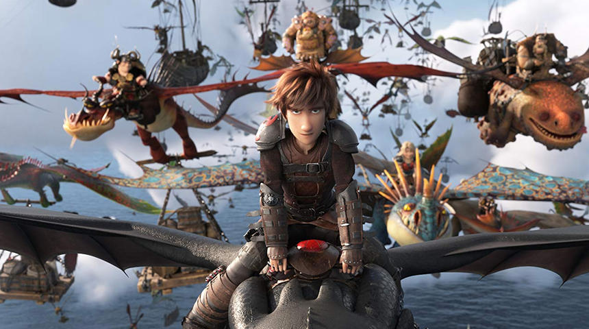 Nouveautés : How to Train Your Dragon: The Hidden World et Fighting with My Family