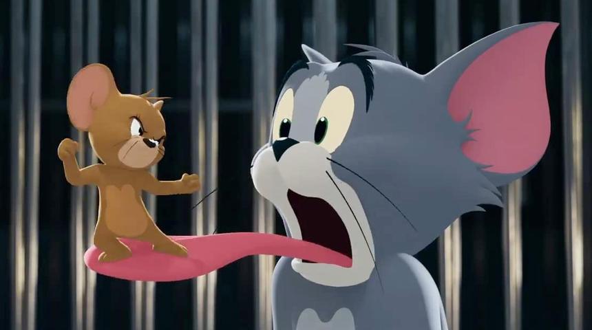 Warner dévoile les premières images de Tom and Jerry