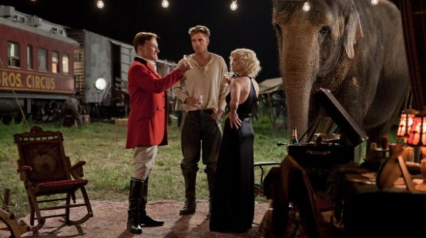 Nouveautés : Water for Elephants