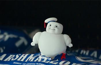 Vidéo : Le grand retour de M. Stay Puft dans Ghostbusters: Afterlife