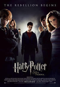 Harry Potter et l'Ordre du Phénix, version IMAX