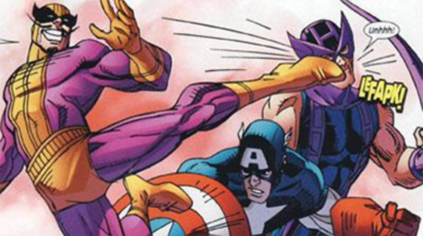 Georges St-Pierre sera Batroc the Leaper dans Captain America: The Winter Soldier
