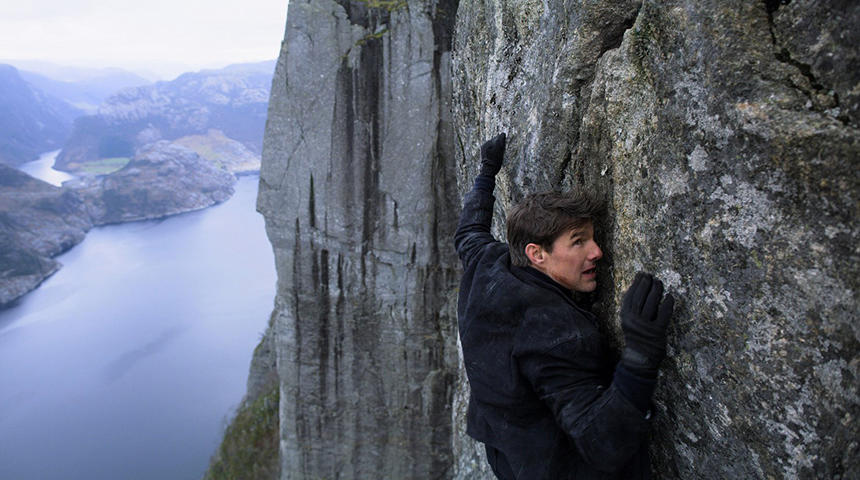 Une bande-annonce en français pour le nouveau Mission : Impossible