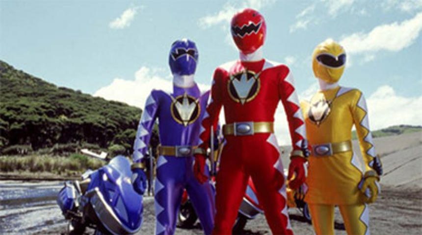 Lionsgate et Saban Brands s'allient pour le film des Power Rangers