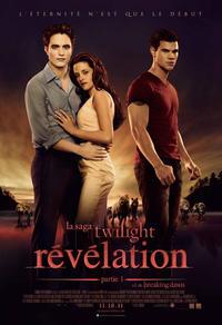 La saga Twilight : Révélation - Partie 1
