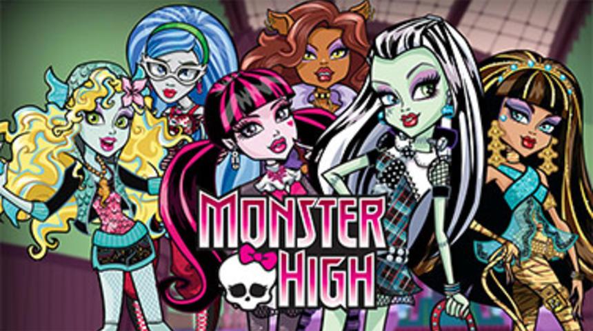 Une date de sortie pour l'adaptation cinématographique de Monster High