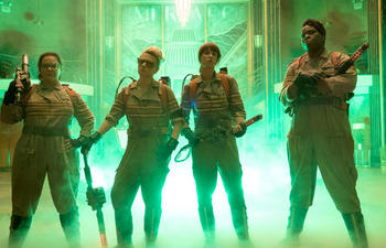 Sorties DVD : Ghostbusters