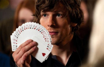 Jesse Eisenberg parle de Now You See Me