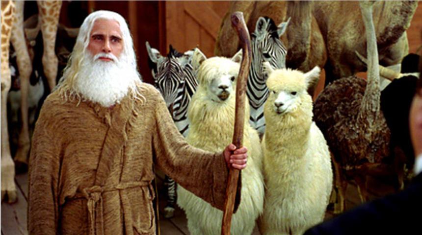 Un film sur l'Arche de Noé en préparation