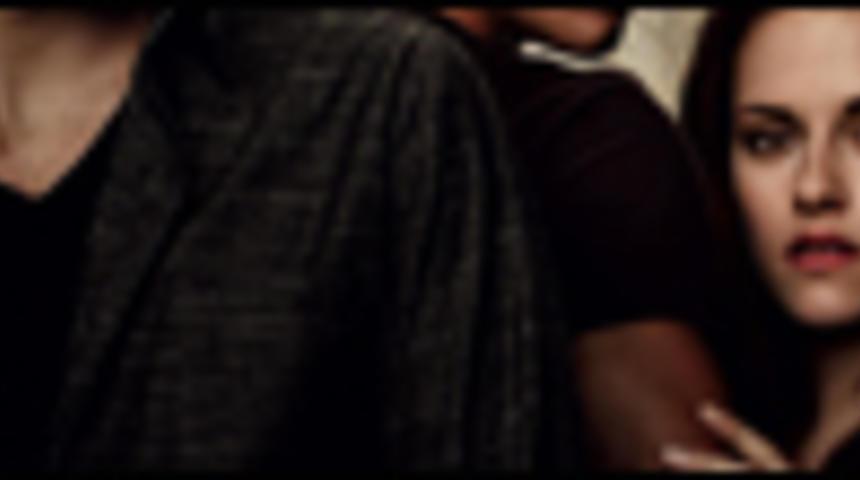 Affiche en français du film La saga Twilight : Tentation