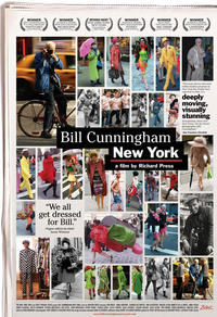 Bill Cun­ning­ham New York