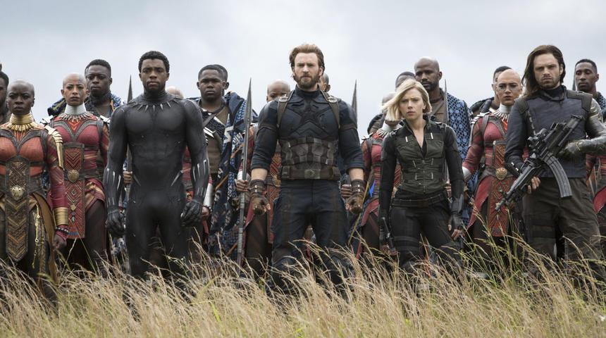 Nouveautés : Avengers: Infinity War et Origami