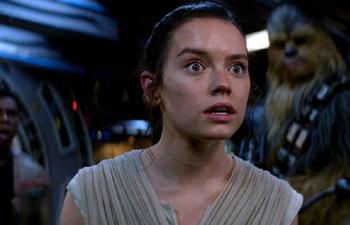 Catherine Brunet a doublé le personnage de Rey sans voir les images du film