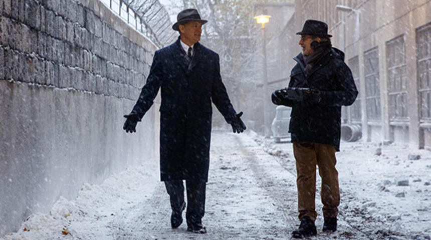 Le prochain film de Steven Spielberg s'intitule Bridge of Spies