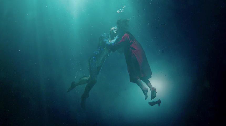 Lyrisme et fantaisie dans la bande-annonce de The Shape of Water de Guillermo del Toro