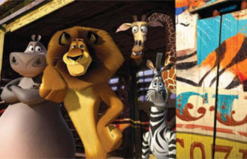 Sorties DVD : Madagascar 3: Europe's Most Wanted