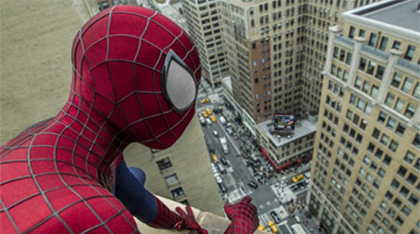 Nouveautés : The Amazing Spider-Man 2