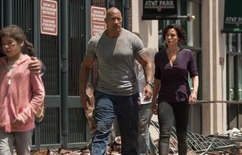Box-office nord-américain : San Andreas fait tomber la compétition