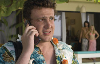 Jason Segel et Reese Witherspoon dans Sex Tape